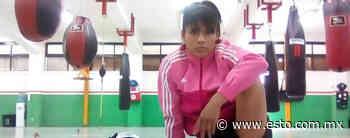A Esmeralda Falcón la motiva llegar a Juegos Olímpicos - ESTO