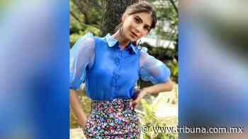 Esmeralda Ugalde de 'Exatlón' seduce a fans desde la piscina en bikini azul - TRIBUNA