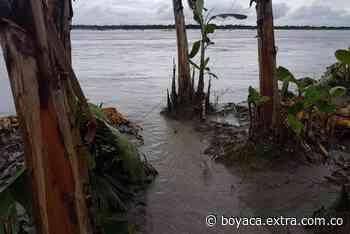 Puerto Limón hundido bajo las aguas: Más de 400 familias afectadas por el invierno - Extra Boyacá