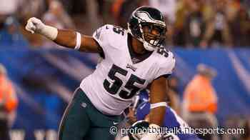 Brandon Graham thinks Eagles have an advantage over the rest of the NFC East