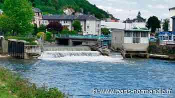 Le grand chantier au barrage de la Madeleine devrait commencer mi-août à Pont-Audemer - Paris-Normandie