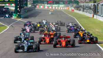 La Formula 1 no irá a países sin garantías ante el coronavirus - Nuevo Diario de Santiago del Estero