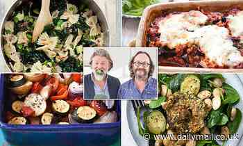 Check out these delicious recipes from the Hairy Bikers that could save your life - Daily Mail