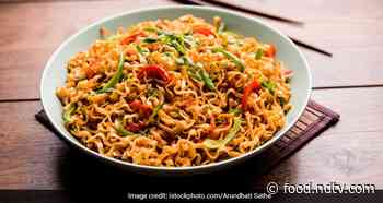 Spruce Up Your Favourite Instant Noodles With These 2 Easy Recipes - NDTV Food