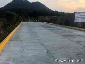 Dignifica SCOP vialidad en Capacuaro, municipio de Uruapan - Altorre