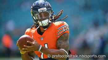 """Kevin White trying not to let NFL """"bust cards"""" consume his life"""