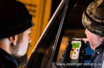 Unfall mit zwei Promille: Fahrer kommt nach Streit von Straße ab - esslinger-zeitung.de