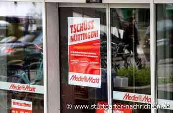Nürtingen - Herber Schlag für den Einzelhandel - Stuttgarter Nachrichten