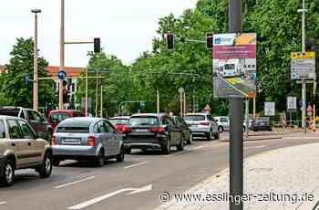Umweltspur an der Esslinger Ringstraße?: Die Radler drücken aufs Tempo - esslinger-zeitung.de