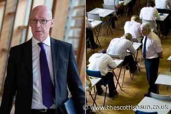 Coronavirus Scotland: John Swinney to reveal more detailed plans for reopening schools in August - The Scottish Sun