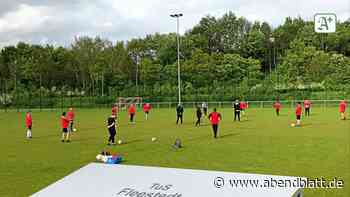 Rasensorgen beim TuS Fleestedt: Endlich wieder Training – doch der Platz macht Sorgen