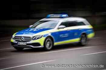 Vaihingen an der Enz - 14-jährige Rollerfahrer liefern sich Verfolgungsjagd mit der Polizei - Stuttgarter Nachrichten
