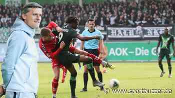 Abbruch, kein Aufstieg: Ziehls bitterer Abschied beim VfL Wolfsburg II - Sportbuzzer