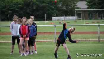 Leichtathletik: SC Itzehoe bietet Zehnkampf für Kinder   shz.de - shz.de