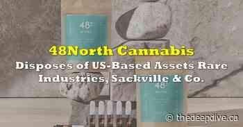 48North Disposes of US-Based Assets Rare Industries, Sackville & Co. - The Deep Dive