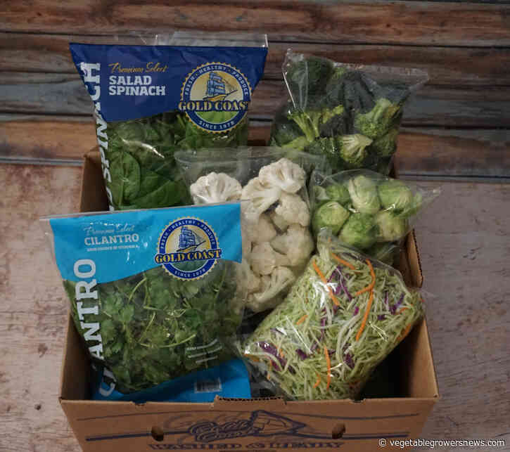 Gold Coast Packing supplies 600 fresh produce boxes to residents