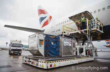 British Airways Converts A Boeing 777 For Freight Use - Simple Flying