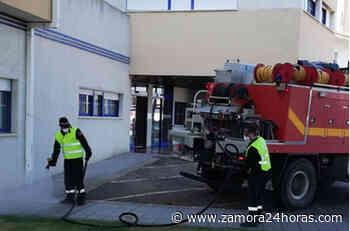 La Operación Balmis cierra su participación en Zamora con 193 actuaciones contra el COVID-19 - Zamora 24 Horas