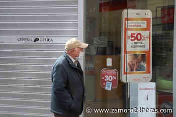 El número de pensiones en Zamora se situó en 48.469 en mayo - Zamora 24 Horas
