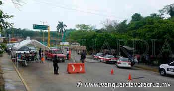 Restringen acceso a taxis de Papantla a Gutiérrez Zamora - Vanguardia de Veracruz