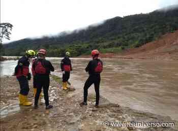 Tres desaparecidos por deslave en Zamora Chinchipe - El Universo
