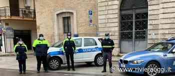 Da Alba Adriatica a Grottammare senza valida autocertificazione, donna multata - Riviera Oggi