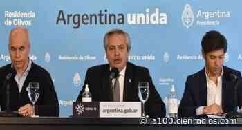 Alberto Fernández mencionó a Argentinos Juniors en la conferencia y las redes se llenaron de memes - La 100