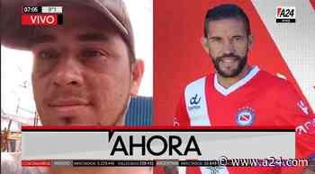 Matan a golpes al hermano del capitán de Argentinos Juniors, Miguel Torrén - A24.com