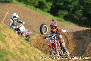 Riders return to HLR Motorsports Park for opening night races - The Democrat Leader