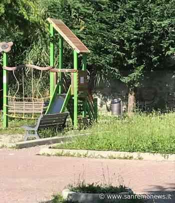 Ventimiglia: giardini di Bevera nel degrado e nella sporcizia dopo il 'lock down', la protesta di un lettore (Foto) - SanremoNews.it