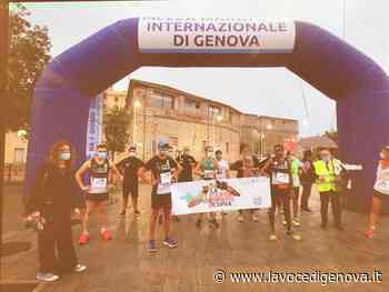 La staffetta da Ventimiglia a La Spezia consegna il paniere della Liguria [FOTO] - LaVoceDiGenova.it