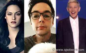 Jim Parsons, Kristen Stewart, Ellen DeGeneres And More: Members Of Hollywood's Happy Gay Club - SpotboyE