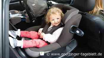 Kindersitze im Test: Zwei Drittel können überzeugen