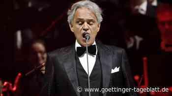 Startenor Andrea Bocelli war mit Coronavirus infiziert