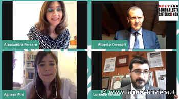 Grottammare, in 7000 collegati in streaming per il Meeting dei giornalisti | La Nuova Riviera - La Nuova Riviera
