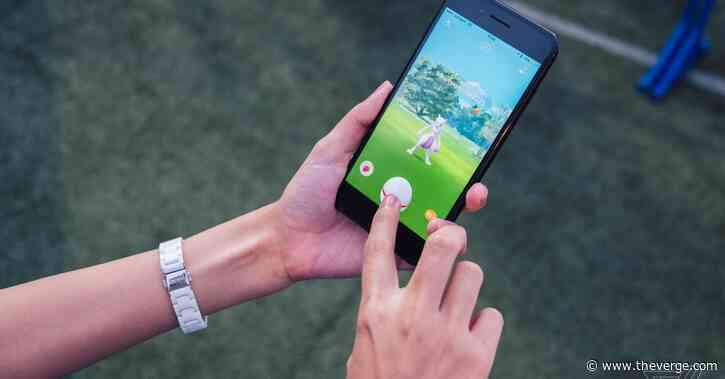 Niantic adds 'reality blending' to Pokémon Go to make your virtual pals even more realistic