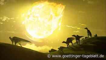 Aussterben der Dinosaurier: Darum war der Asteroiden-Einschlag so verheerend