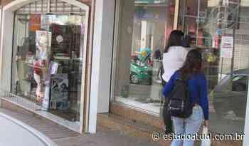 Lojas começam abrir as portas em Conselheiro Lafaiete - Estado Atual