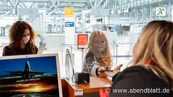 Urlaubsflüge ab 1. Juni: Corona: Hamburg Airport ist auf Fluggäste vorbereitet