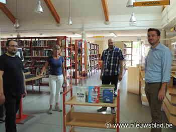 Bibliotheken Deinze en Landegem na pinksterweekend weer open