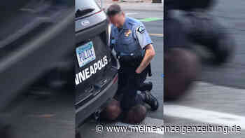 """""""Ich kann nicht atmen"""": Erschütterndes Video - Afroamerikaner stirbt nach Verhaftung durch die Polizei"""