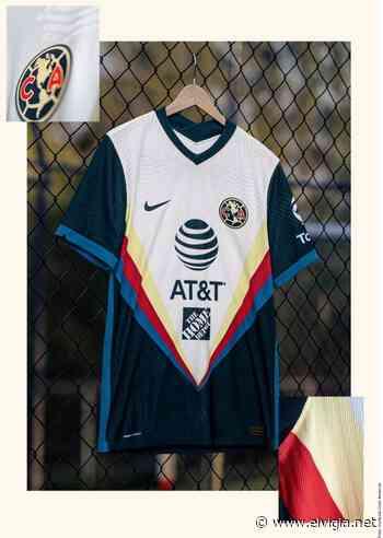 Presenta América nuevo jersey - El Vigia.net