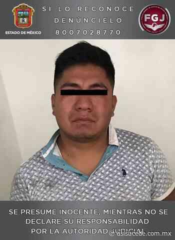 Procesa FGJEM a sujeto por el delito de homicidio culposo en Ixtapaluca - Noticiario Así Sucede