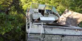 Il abandonne son bateau de plaisance en pleine nature dans le Var