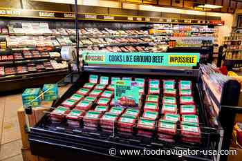 Plant-based foods outpace total food sales during pandemic, PBFA and SPINS data shows