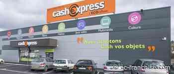 La franchise Cash Express s'implante à Samoreau, près de Fontainebleau - AC Franchise