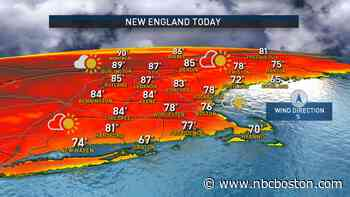 Hello, Humidity! Get Ready for Summer Weather This Week - NBC10 Boston