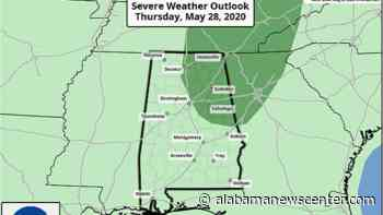 James Spann: Unsettled weather for Alabama through Friday - Alabama NewsCenter