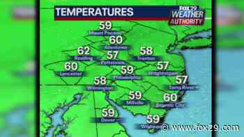 Weather Authority: Dense fog before afternoon sunshine Tuesday - FOX 29 News Philadelphia