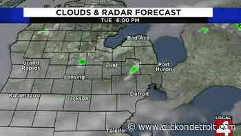 Metro Detroit forecast: Steamy weather continues, afternoon storms possible - WDIV ClickOnDetroit